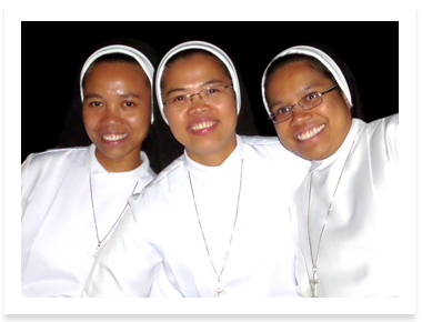 Picture of 3 Franciscan Sisters