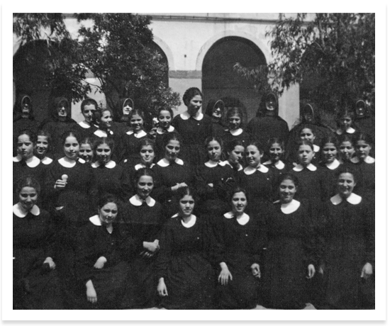 Our History - Parsippany, New Jersey | Franciscan Sisters of St